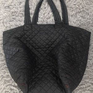MZ Wallace Large Metro Tote - Black with pouches